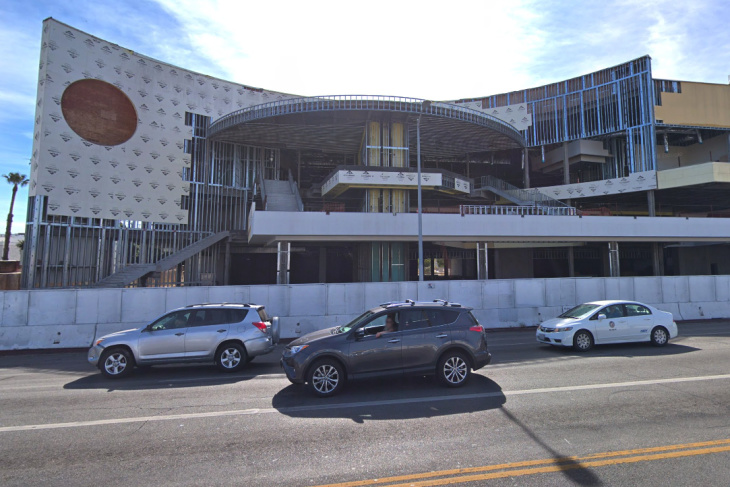 The infamous Hollywood Target wins permission to continue construction