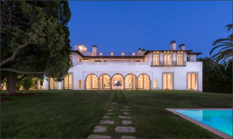 Mr. Chow lists his Holmby Hills home for $78 million