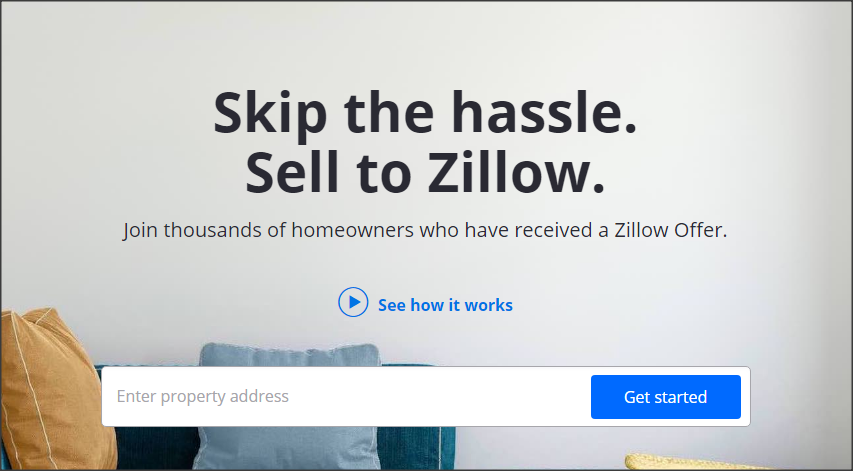 Zillow to bring its 'Zillow Offers' home buying service to Los Angeles