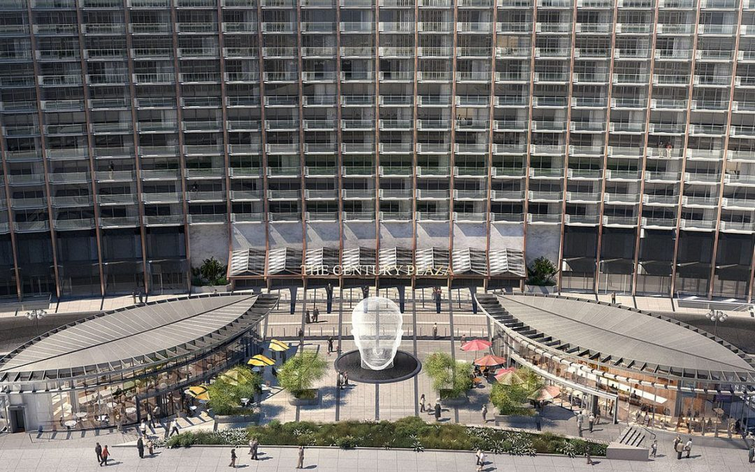 Century City's 'Century Plaza' Set to Open in Spring 2021