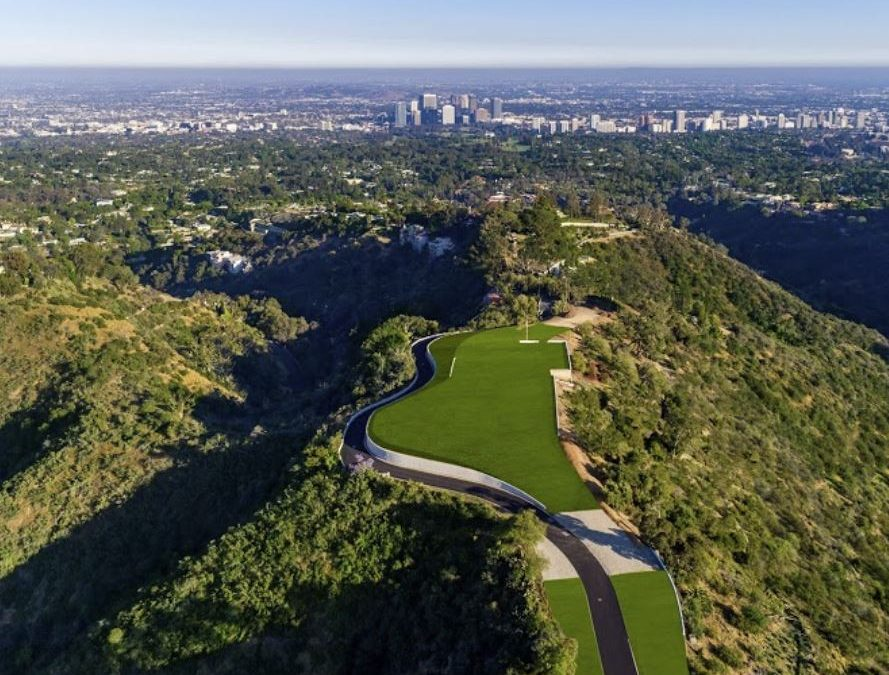 'The Mountain' of Problems in Beverly Hills